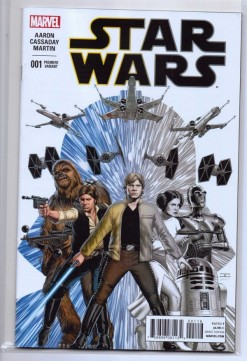 Star Wars 1 Regular Cover
