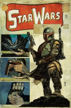 Star Wars 1 Al;ex Maleev Variant
