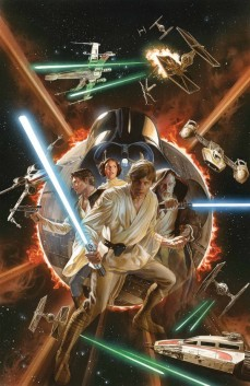 Star Wars 1 Alex Ross Variant