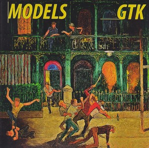 Models GTK CD Cover